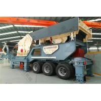 专业生产移动制砂机