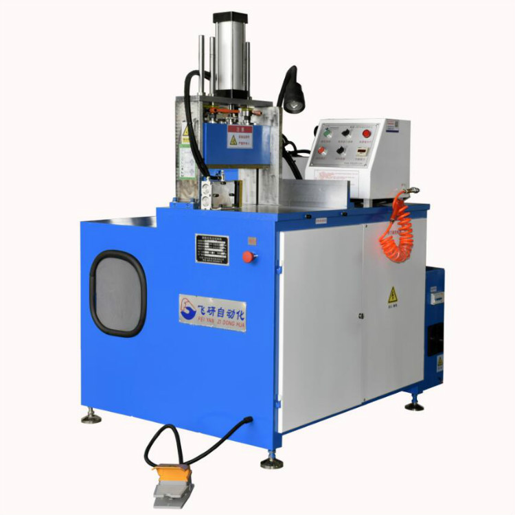 飞研半自动切铝机 455手动锯铝机 铝合金型材切割机