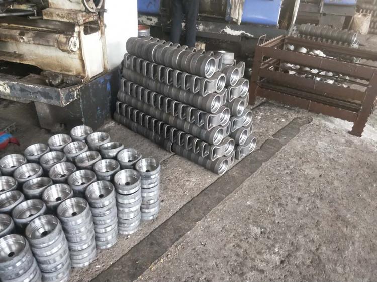 厂家直销单体液压支柱配件支柱顶盖活塞手把体底座可定做