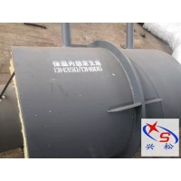 滁州钢套钢蒸汽直埋保温固定支座安装和使用说明