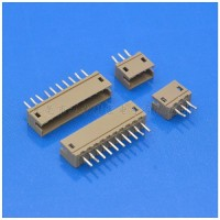 ZH1.5间距10P插板Wafer针座 九木电子厂家直销