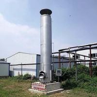 不锈钢火炬100立方沼气燃烧器技术特点-厂家价格