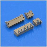 板对线类JST1.5间距90度插板九木电子连接器