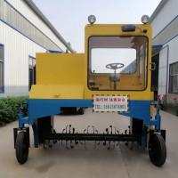 ZFP-2.3米自走式翻抛机-有机肥厂肥料翻堆机外形尺寸价格