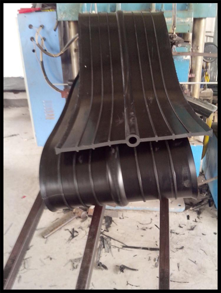 专业生产橡胶止水带651型中埋式止水带背贴式外贴式止水带