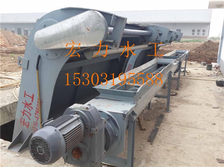 厂家供应回转式清污机输送机拦污栅系列产品
