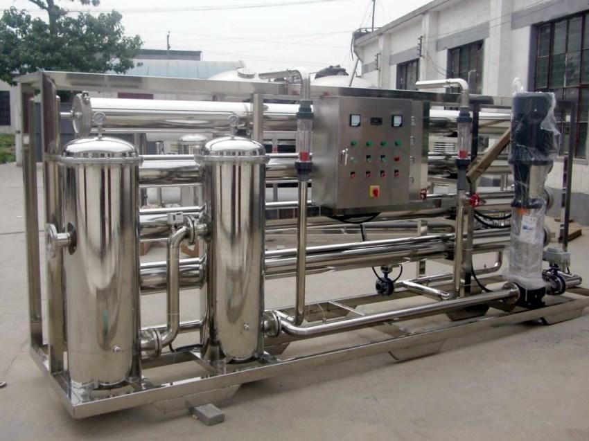 珠海越嘉纯水设备生产厂家 工业超纯水设备耗材零配件批发
