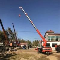 改装三轮吊农村盖屋用建筑吊起重机