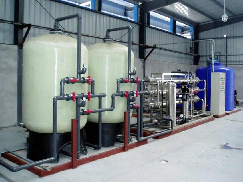 珠海 工业反渗透设备 纯水设备 去离水 越嘉专业制造