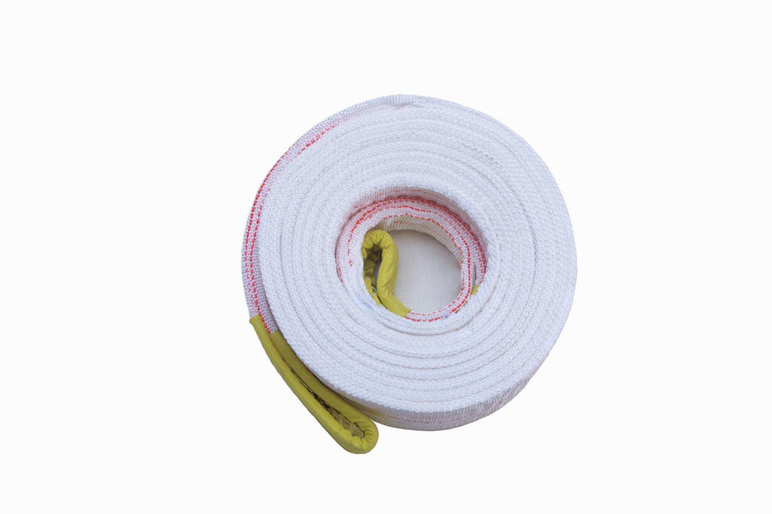 扁平吊装带-白色工业吊装带-3吨2米吊装带