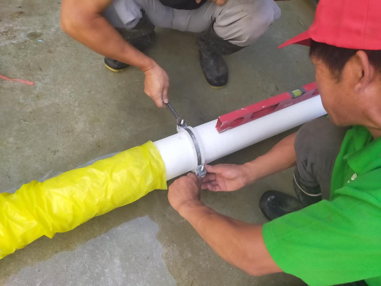 鼓风式微孔曝气器、固定式管式曝气器、乌克兰进口管式曝气器