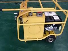 厂家供应定制液压站可移动手推式液压动力站