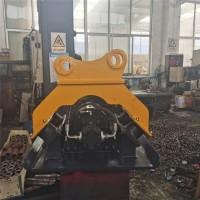 大型挖掘机夯实机 液压挖掘机夯实机