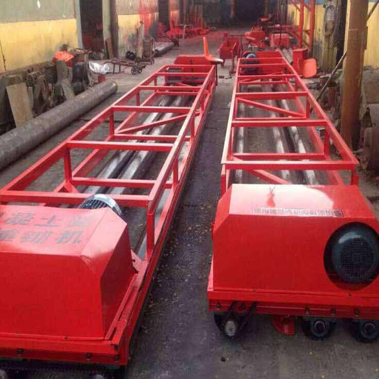 滚轴式摊铺机 带框架三辊轴摊铺机