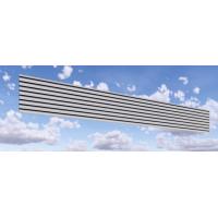 宽墙体 PU岩棉吸音隔热岩棉夹芯板 厂房用金属复合板