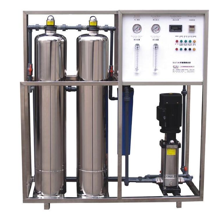 珠海水处理设备工业纯水设备  中山反渗透纯水设备
