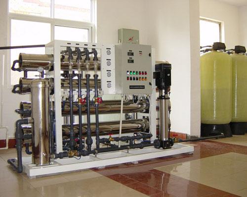 珠海越嘉水处理设备?广东13年生产工业纯水设备经验