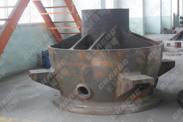 浙江破碎机加工厂专业生产破碎机机架