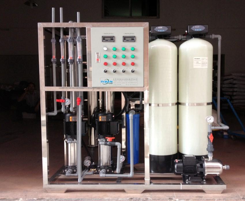 珠海越嘉工业纯水设备 化工厂专用反渗透纯水设备