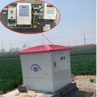 机井灌溉控制系统 射频卡机井收费控制器
