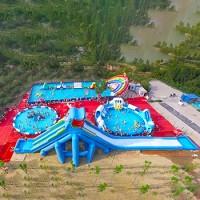 户外游乐园的游乐设施强烈推荐