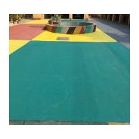 防滑耐磨彩色路面涂料