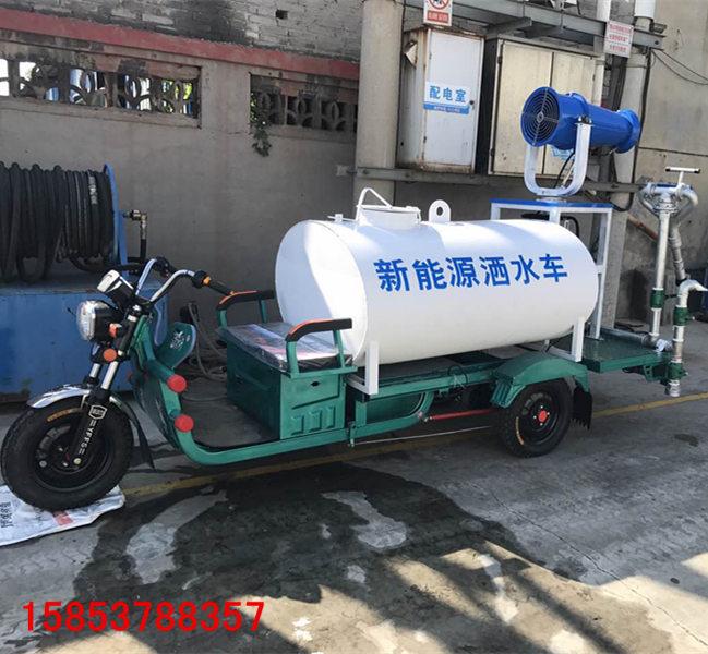 小型建筑工地洒水车新能源绿化降尘喷洒车的操作规程
