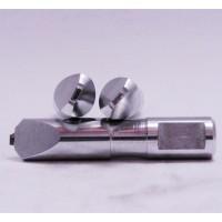 直笔型砂轮修笔 2克拉砂轮成型笔常用尺寸