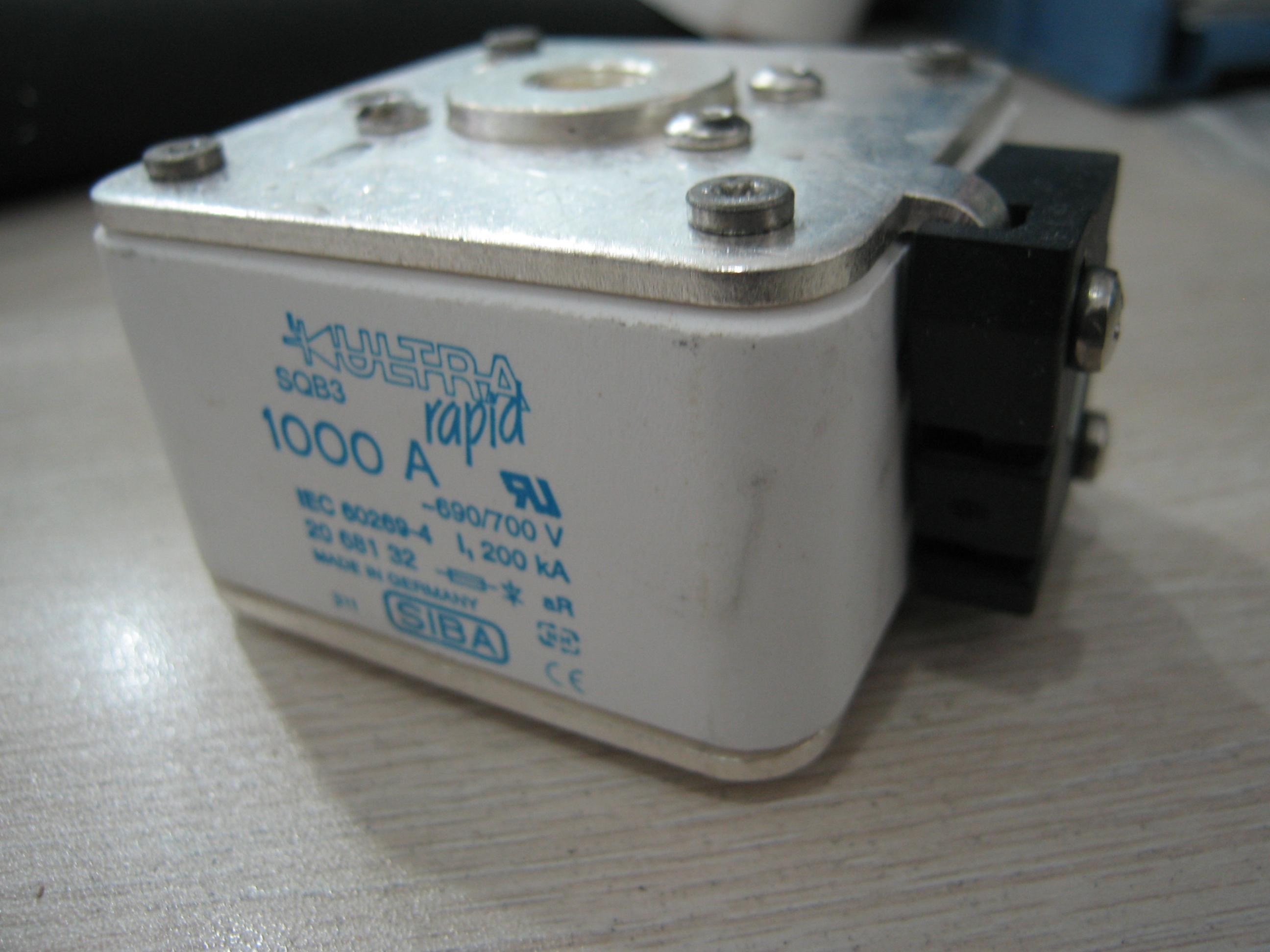 德国进口SIBA熔断器3000413.10