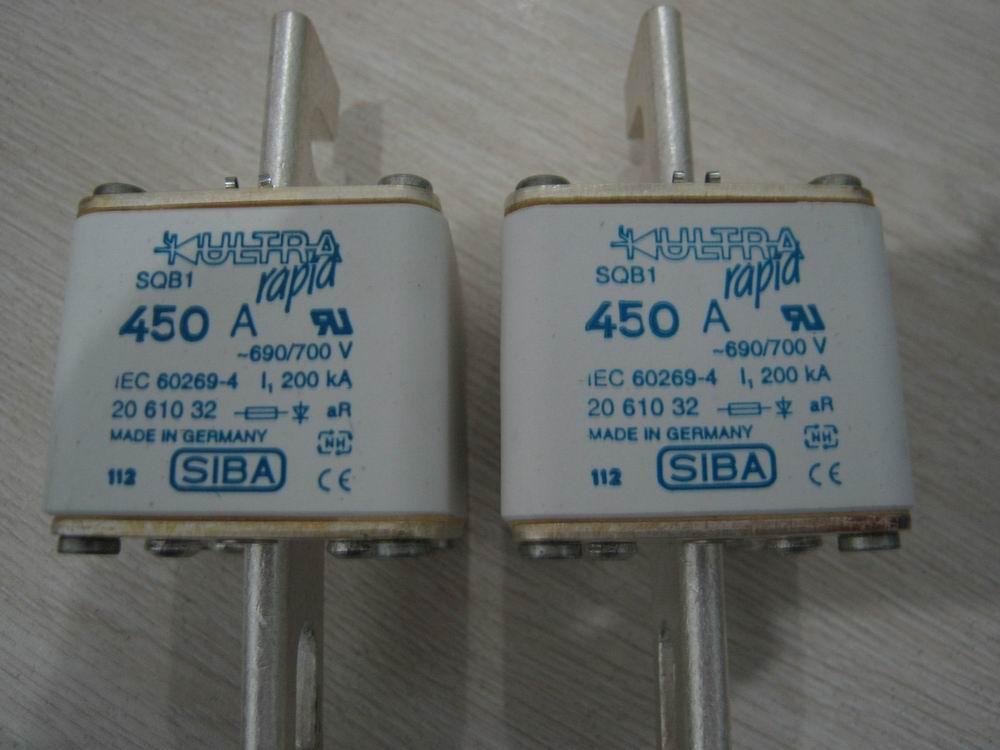 德国进口SIBA熔断器9005805.400