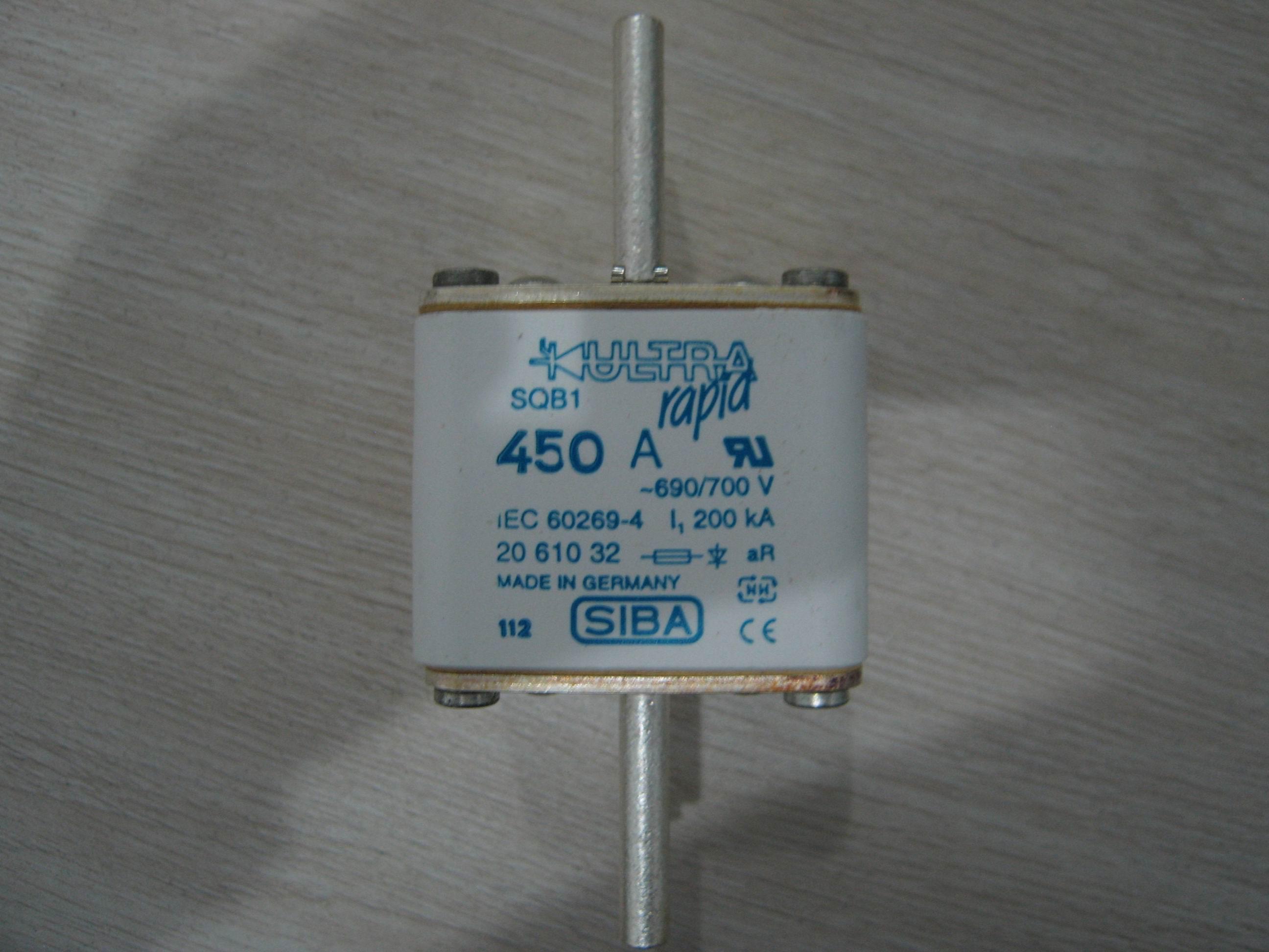 德国进口SIBA熔断器7000134.3.15