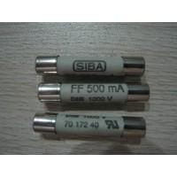 德国进口SIBA熔断器2000613.800