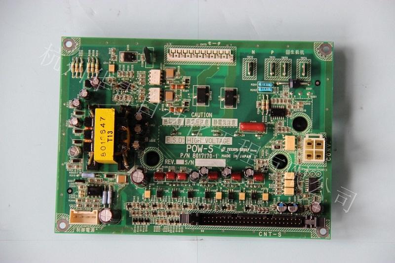 TMT电路板POW-S维修