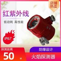 红紫外复合火焰探测器
