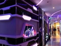 商洛安康榆林汉中麦爵士幻彩灯条灯带酒吧KTV健身房专用