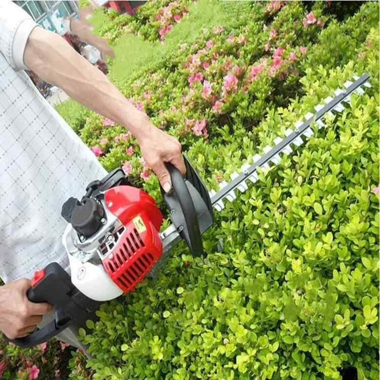电动修枝剪园机 单 双刃电动绿篱机 双刀绿篱机