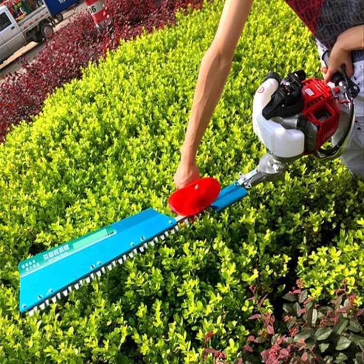 单刃采茶用绿篱机 手持式电动绿篱机 便携式电动绿篱机