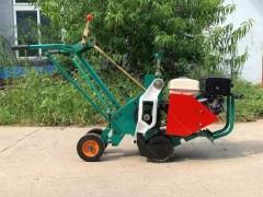 省时省力草皮起草机 手推起草皮机 草坪起草机