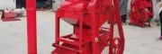 小型简易花生剥壳机 油坊专用花生剥壳机 环保除尘花生剥壳机