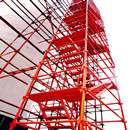 供应建筑爬梯 箱式爬梯 加工生产香蕉式爬梯安装设计