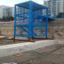 成都安全梯笼 建筑箱式梯笼 桥梁框架梯笼 型号全 支持定制