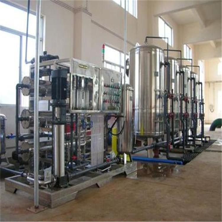 珠海纯水设备反渗透纯水处理设备流程