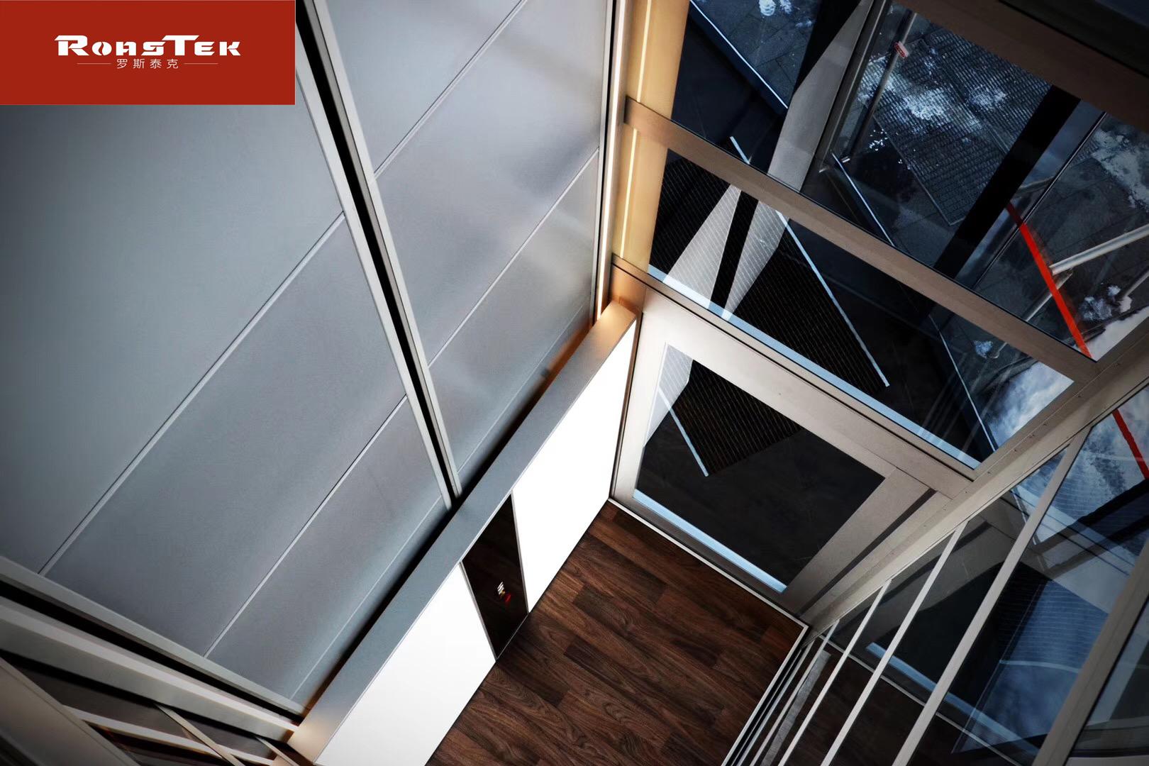 超高性价比的进口螺杆电梯,认准德国Roastek罗斯泰克