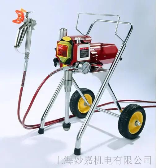 供应高压无气式乳胶漆喷涂机
