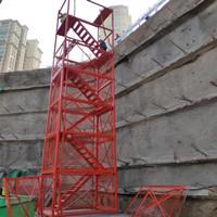 供应80型建筑施工安全梯笼生产厂家