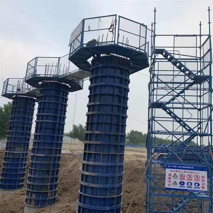 河北桥梁盖梁施工操作平台生产厂家
