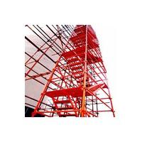 安全爬梯梯笼 施工操作平台 河北连顺规格齐全 支持定做