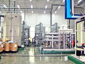 珠海纯水设备越嘉YJ00767一级反渗透设备