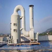 冶金厂废气除尘设备,酸雾废气净化塔原理,酸雾净化塔