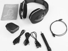 全双向无线2.4G游戏耳机方案定制商 翔音科技